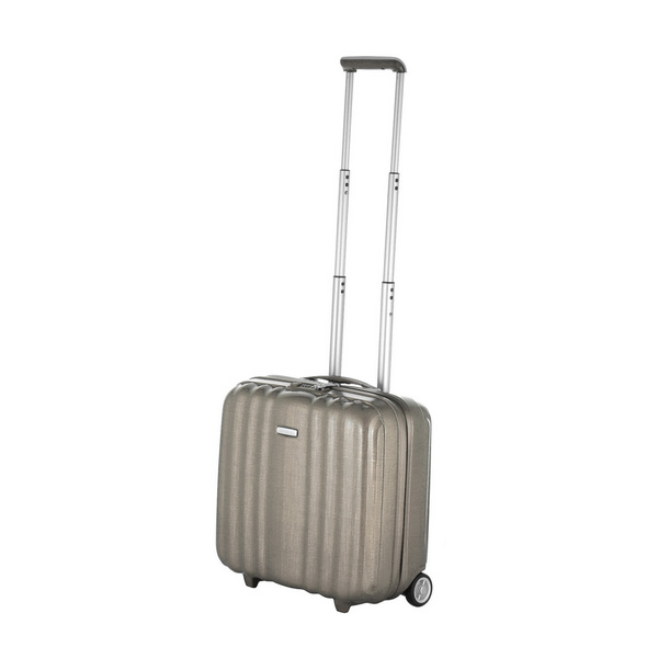 Samsonite Business Trolley Plus Lite-Cube 42cm ivory gold