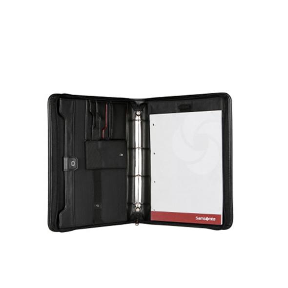 Samsonite Schreibmappe Stationery Pro-Dlx 4 schwarz