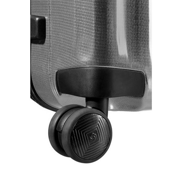 Samsonite Reisetrolley Lite-Cube DLX 68cm eclipse grey