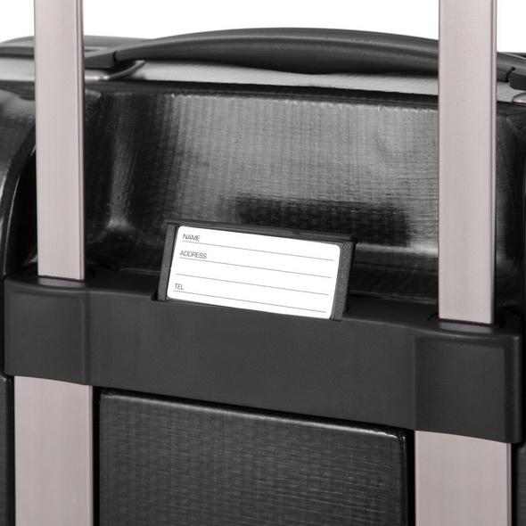 Samsonite Reisetrolley Lite-Cube 55cm graphite