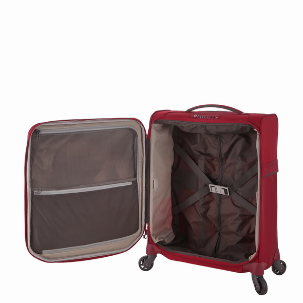 Samsonite Reisetrolley Uplite 55cm grau