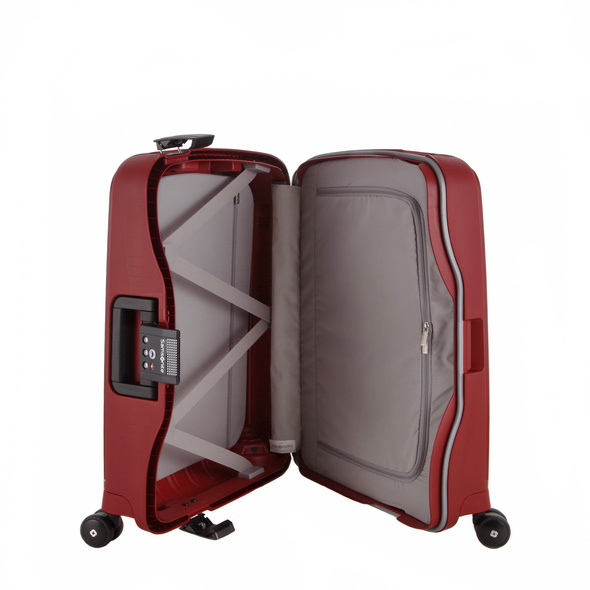 Samsonite Reisetrolley S'Cure DLX 55cm graphite