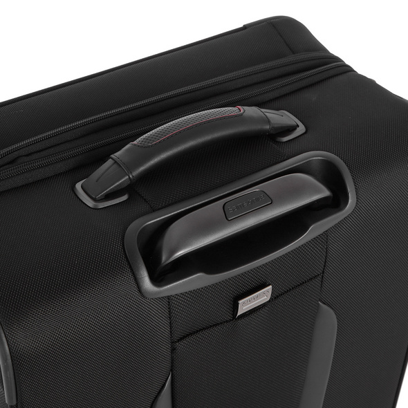 "Samsonite Reisetrolley Pro-DLX 5 55cm expandable 15,6"" schwarz"