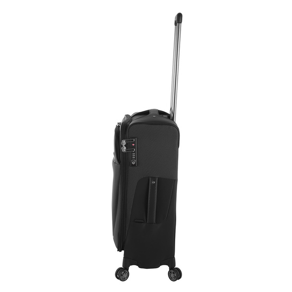 Samsonite Reisetrolley B-Lite Icon Spinner expandable 63cm schwarz