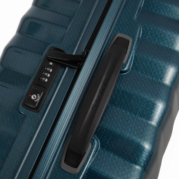 Samsonite Reisetrolley Lite-Shock 69cm black