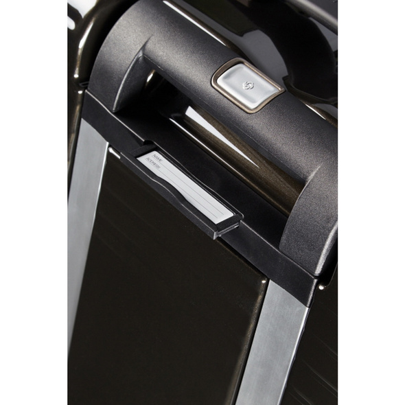 Samsonite Reisetrolley Neopulse 69cm metallic black