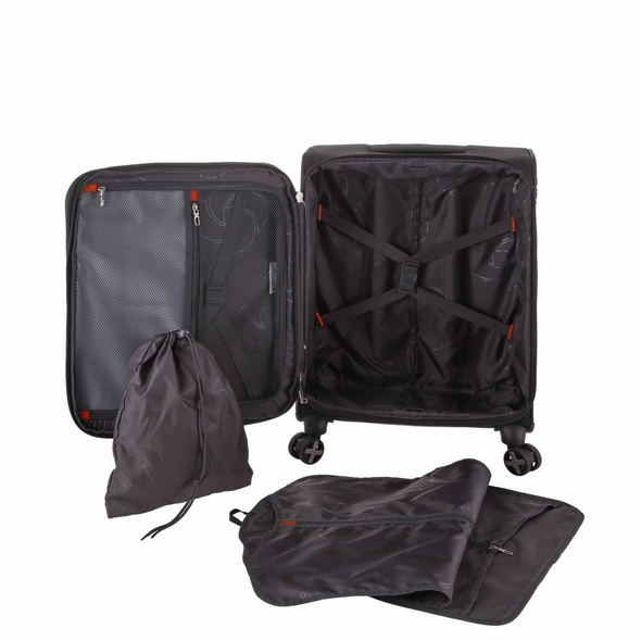Samsonite Reisetrolley X-Blade 3.0 63cm schwarz