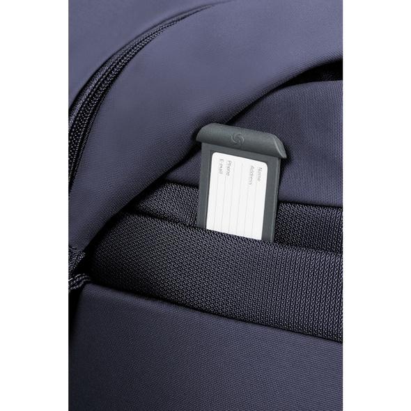 Samsonite Reisetasche mit Rollen Uplite 68,5l blau
