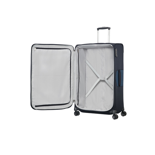 Samsonite Reisetrolley Dynamore 78cm blue