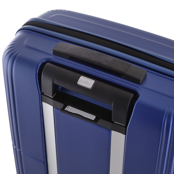 Samsonite Reisetrolley Orfeo 55cm cobalt blue
