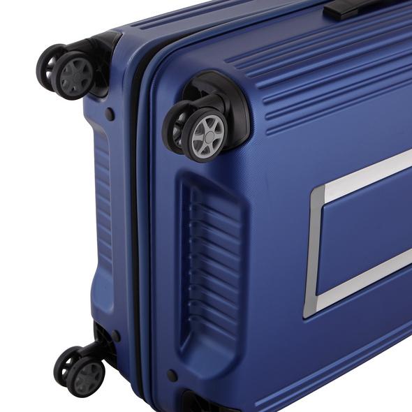 Samsonite Reisetrolley Orfeo 67cm cobalt blue