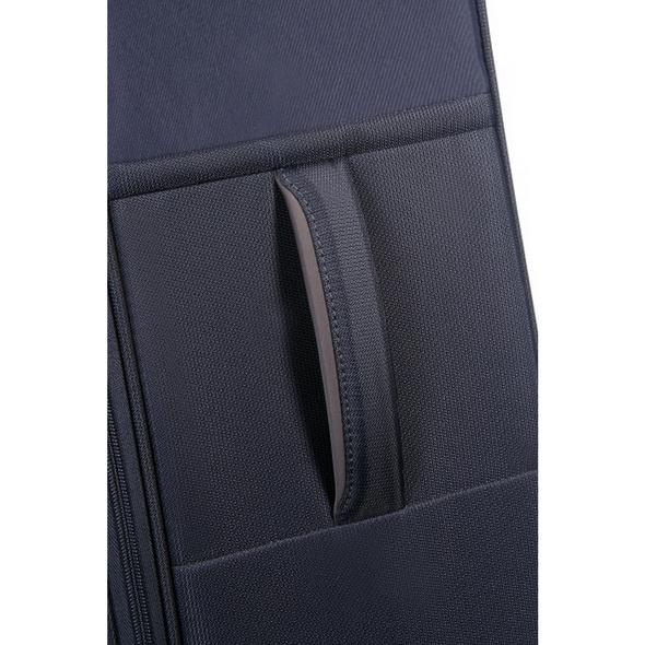 Samsonite Reisetrolley Uplite 78cm blau