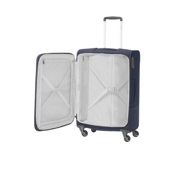 Samsonite Reisetrolley Base Boost 66cm navy blue