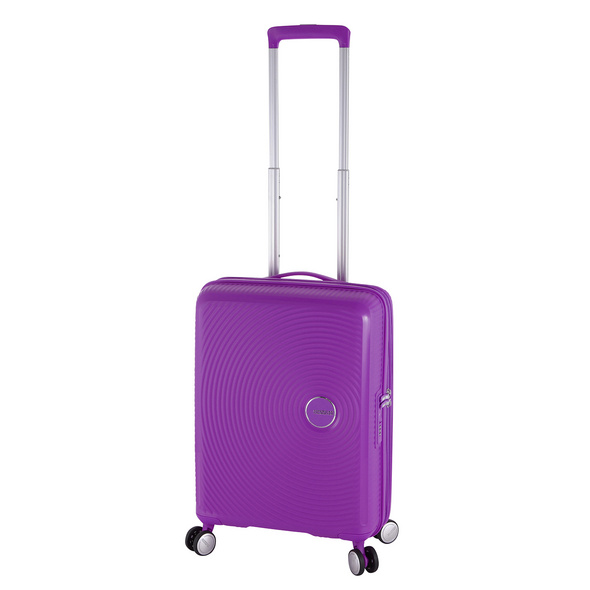 American Tourister Reisetrolley Soundbox 55cm purple orchid