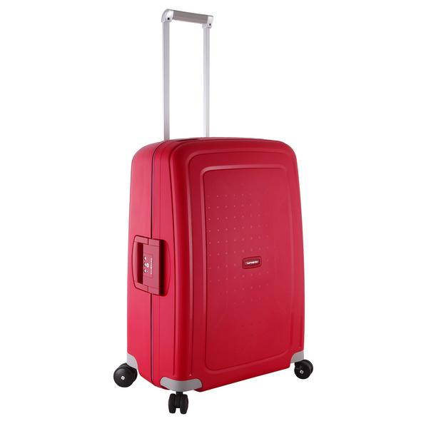 Samsonite Reisetrolley S'Cure 69cm crimson red Special Edition