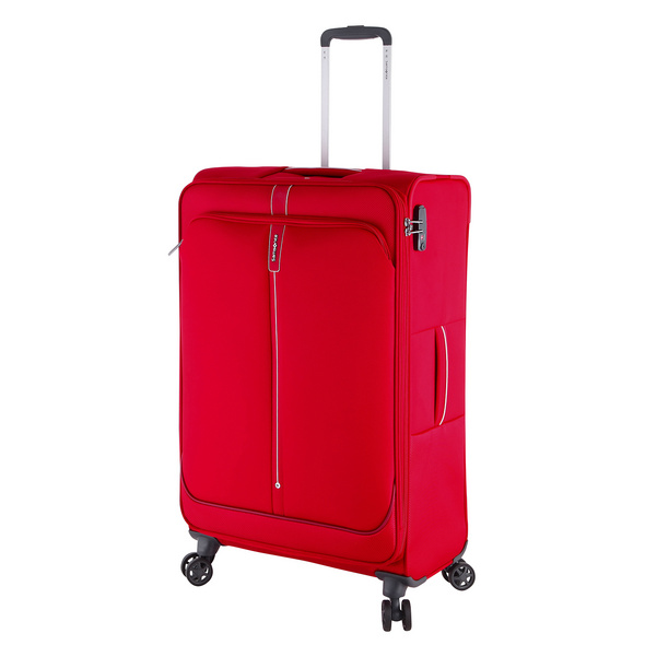 Samsonite Reisetrolley PopSoda Spinner 78cm red