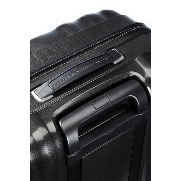 Samsonite Reisetrolley Lite-Cube DLX 55cm aluminium