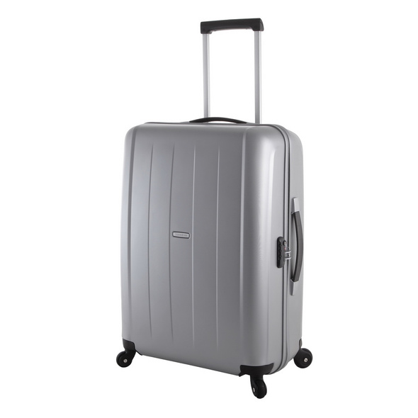 Samsonite Reisetrolley Velocita 74cm silber