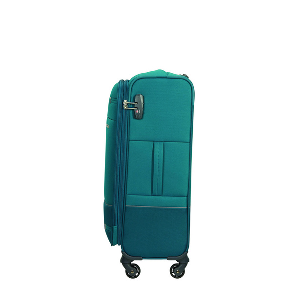 Samsonite Reisetrolley Base Boost 66cm petrol blue