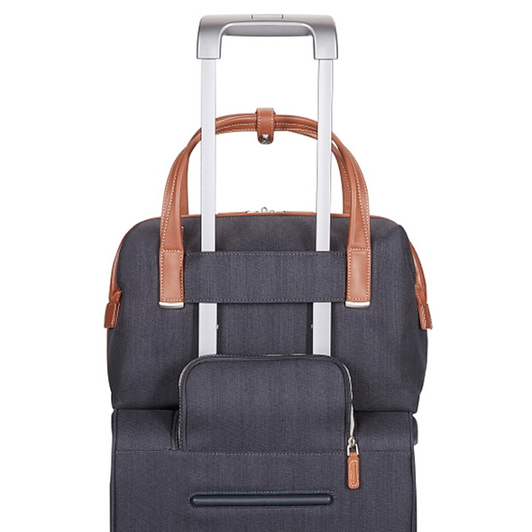 Samsonite Kosmetikkoffer Lite DLX 21cm midnight blue