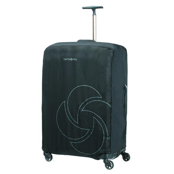 Samsonite Kofferhülle XL - Spinner 86cm schwarz