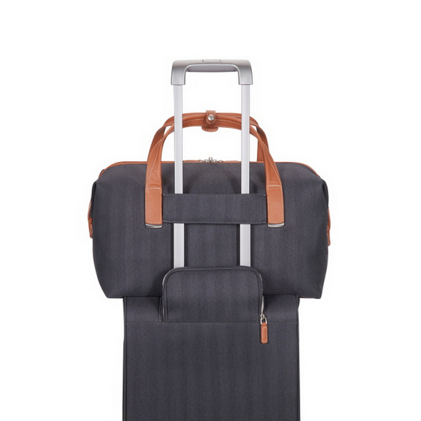 Samsonite Reisetasche ohne Rollen Lite DLX 46l midnight blue