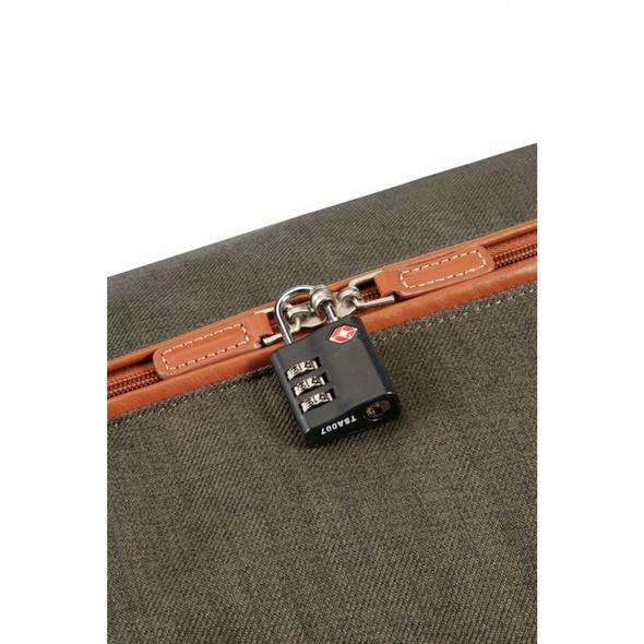 Samsonite Reisetasche ohne Rollen Lite DLX 46l dark olive
