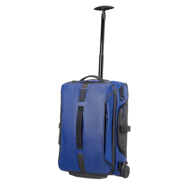 Samsonite Reisetasche mit Rollen Paradiver 48,5l blue