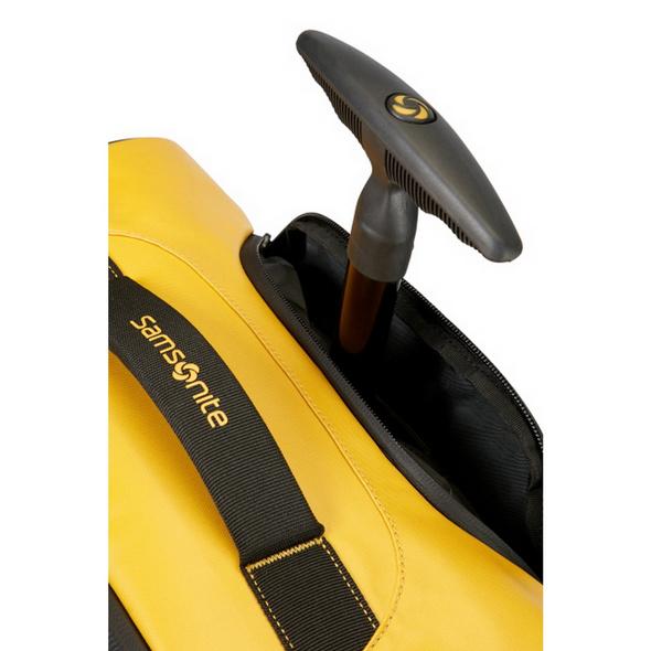 Samsonite Reisetasche mit Rollen Paradiver Light 74,5l gelb