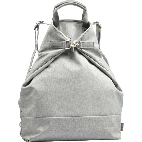 Jost Damenrucksack Bergen X-Change 3in1 Bag L hellgrau