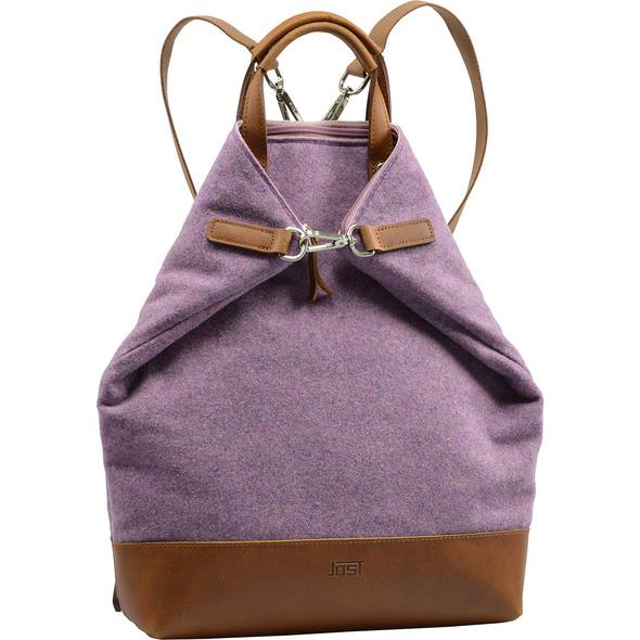 Jost Damenrucksack Farum XChange Bag S lila