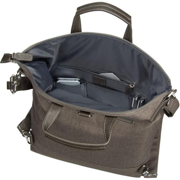 Jost Damenrucksack Bergen X-Change 3in1 Bag S gelb
