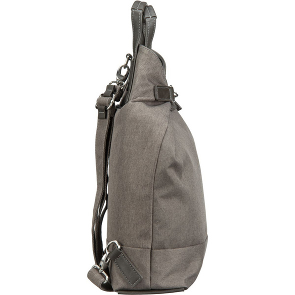 Jost Damenrucksack Bergen X-Change 3in1 Bag S rosewood