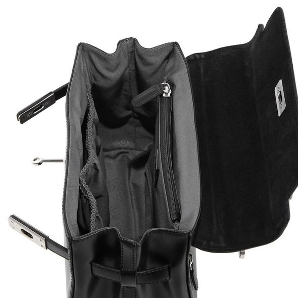 Picard Kurzgrifftasche 4704 schwarz
