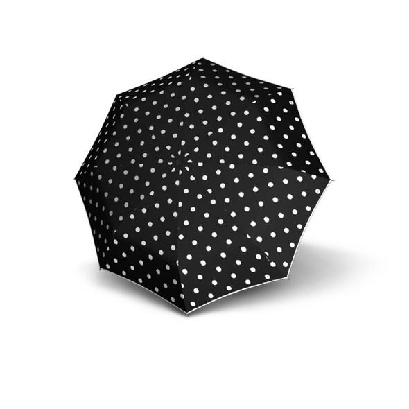 Knirps Taschenschirm T.200 Duomatic art black