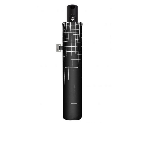 doppler Taschenschirm RS.Da.Magic Carbonsteel uni 56/8tlg passion black