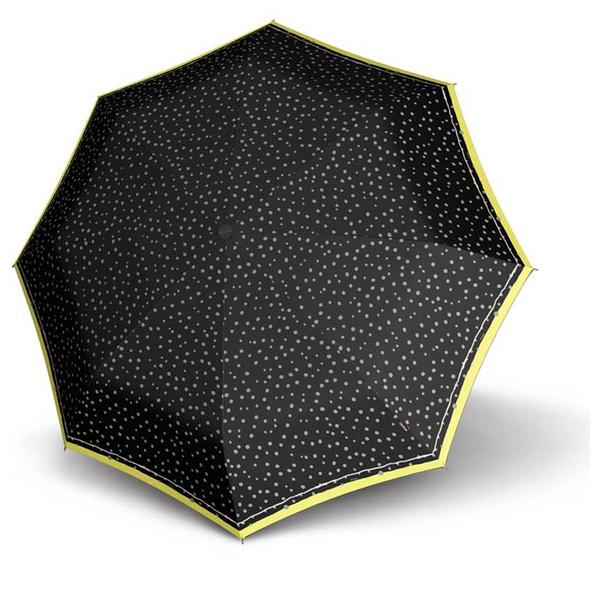 Knirps Taschenschirm X1 Flakes schwarz