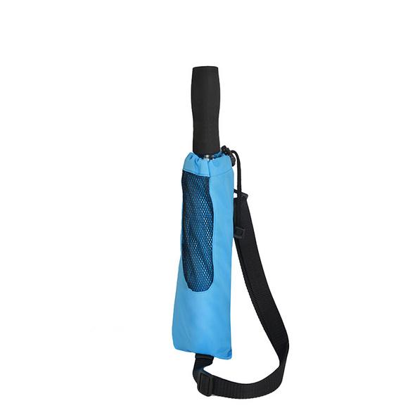doppler Taschenschirm Golf Trekking aqua