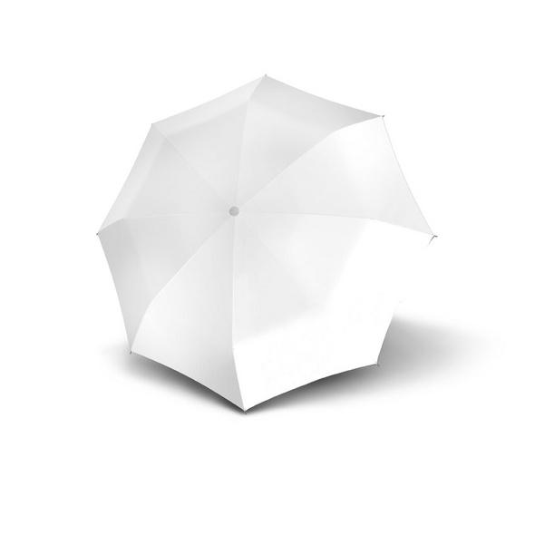 doppler Stockschirm Golf Wedding Uni White