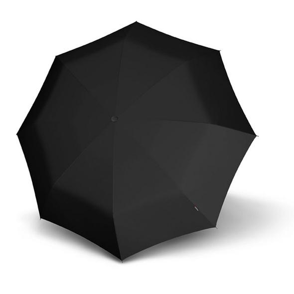 Knirps Taschenschirm T.200 Duomatic Solids schwarz