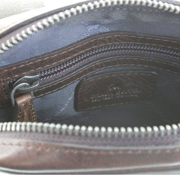Braun Büffel Umhängetasche Parma XS 75361 braun