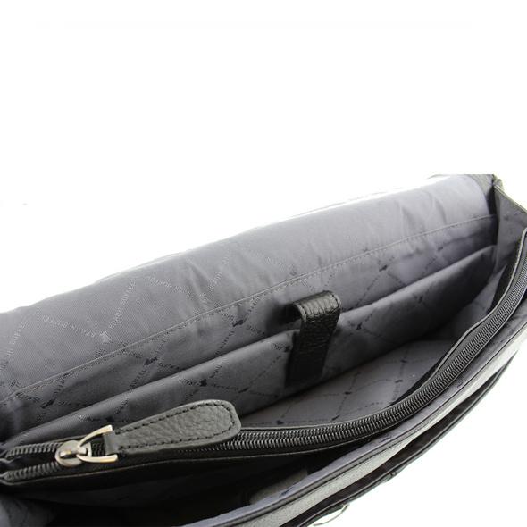 Braun Büffel Aktentasche Turin 41 cm schwarz