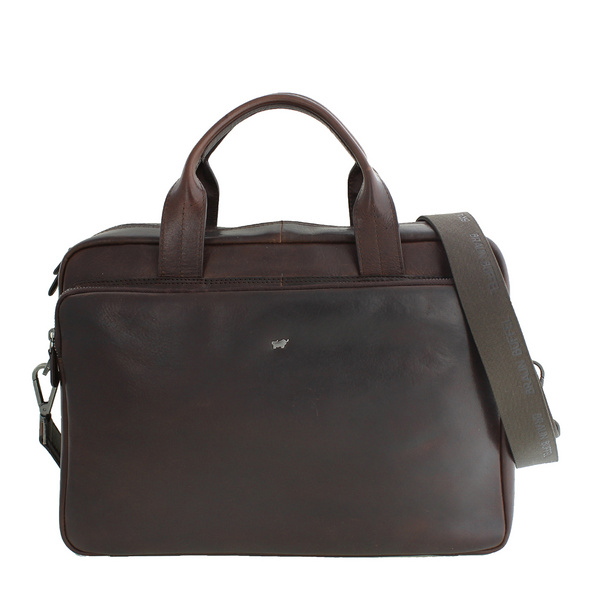 Braun Büffel Laptoptasche Parma M 75365 braun