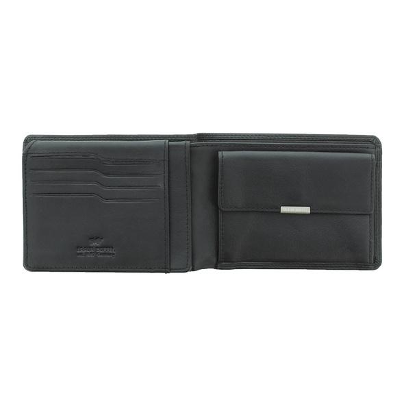 Braun Büffel Geldbörse Golf 2.0 11CS schwarz