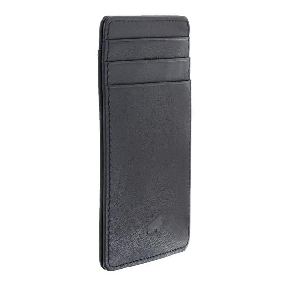 Braun Büffel Kreditkartenetui Arizona 2.0 schwarz