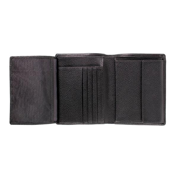 Braun Büffel Hochkantbörse Prato 8CS schwarz
