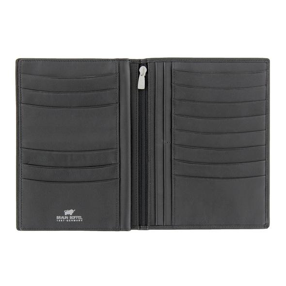 Braun Büffel Brieftasche Arizona 13CS schwarz