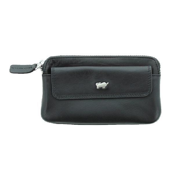 Braun Büffel Schlüsseletui Golf 2.0 L Slim schwarz