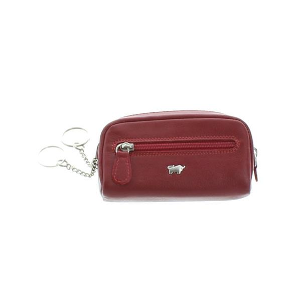 Braun Büffel Schlüsseletui Golf 92002 rot