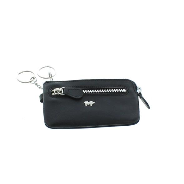 Braun Büffel Schlüsseletui Golf 92000 schwarz